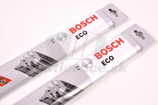 Stierače Bosch Eco na Renault Duster  (10.2011-09.2014) 500mm+500mm
